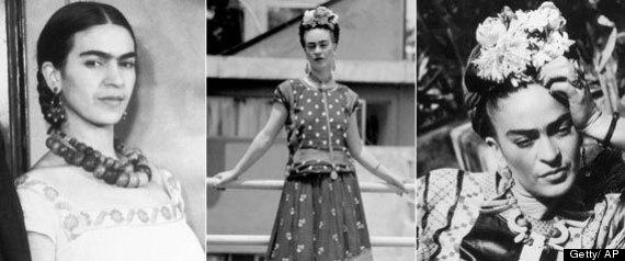 La herencia del estilo de frida kahlo fotos - Estilo frida kahlo ...
