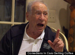 Mel Brooks Jerry Seinfeld