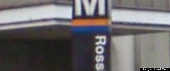 ROSSLYN METRO STATION SEXUAL ASSAULT