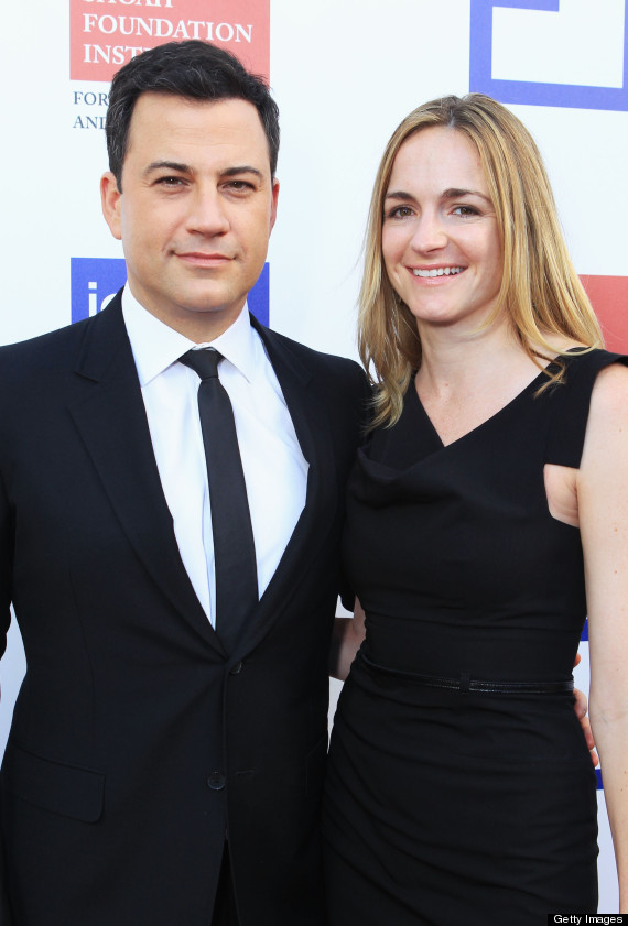 Gina Kimmel Divorce Kimmel with his fiancee andGina Kimmel Divorce