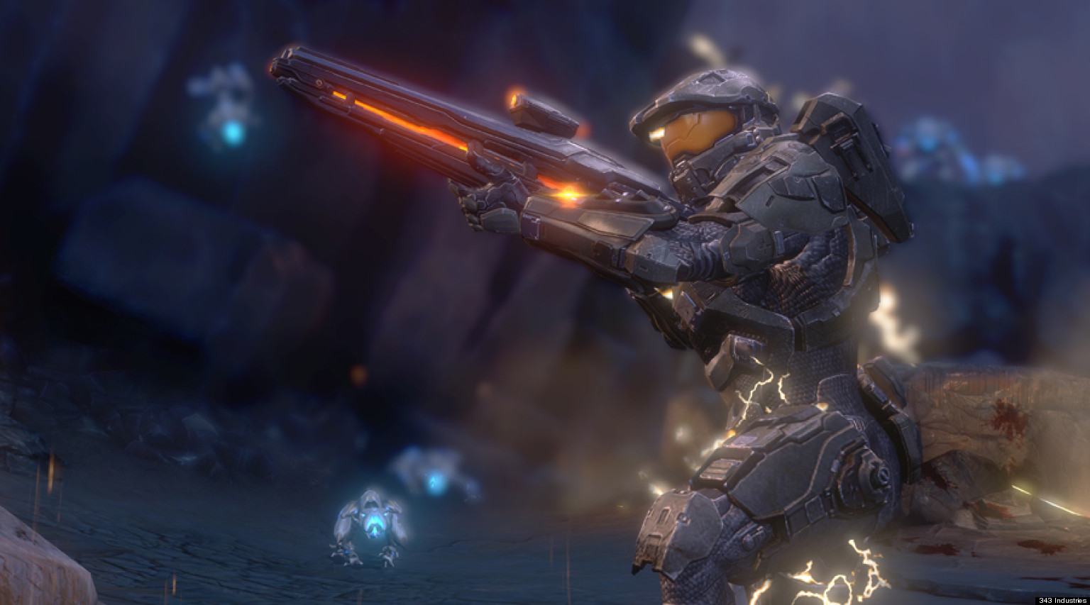 Halo 4 Impressions: First Look At 'Forerunner' Campaign ...