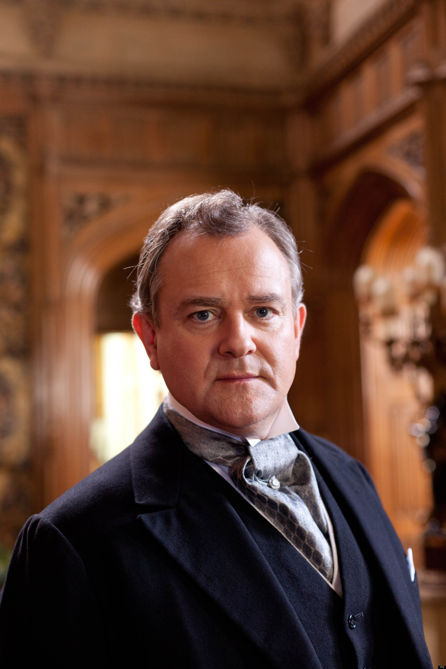 'Downton Abbey' Star Hugh Bonneville To Play A Tramp In ...