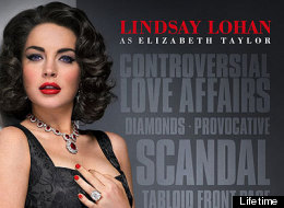 Lindsay Lohan Liz And Dick Trailer Video Poster