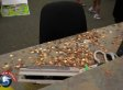 Jason Robert West Paid $25 Medical Bill In Pennies, Got Fined $140 For Disorderly Conduct (VIDEO)