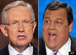Chris Christie Harry Reid
