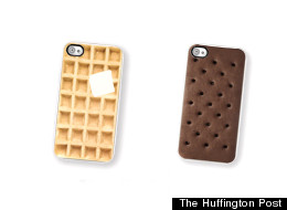 15 iPhone Cases That'll Make You Hungry