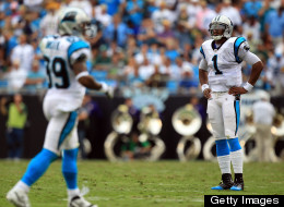 Steve Smith Cam Newton