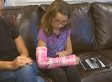 Ally D'eon, Massachusetts 9-Year-Old Girl, Breaks Arm In Fall From Monkey Bars, Veterans Memorial School Fails To Call 911