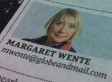Margaret Wente Plagiarism Allegations: Globe Responds To Criticism (TWITTER)