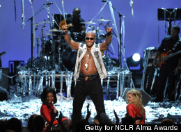 ALMA Awards 2012: no faltaron Obama, Romney y el pedido constate al voto latino