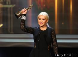 Christina Aguilera, Lupe Ontiveros y más talento latino son reconocidos en los ALMA Awards