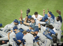Toronto Blue Jays 1992 World Championship