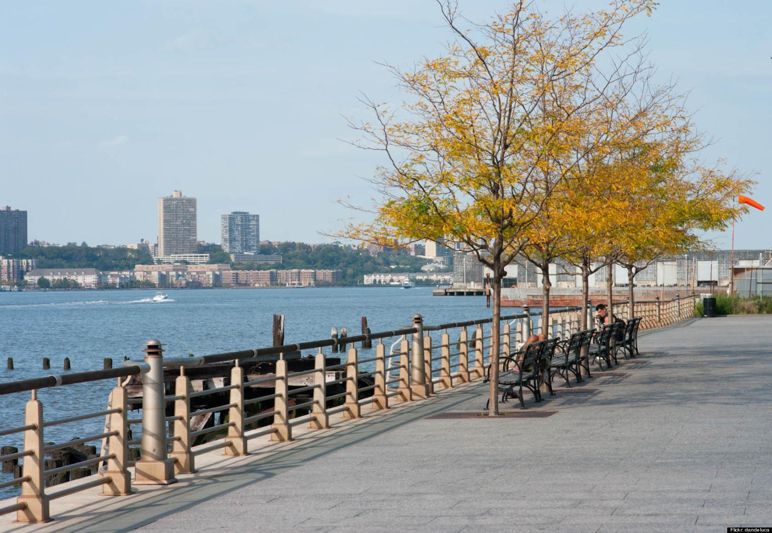 Hudson river park rape jonathan stewart homeless man for Hudson park