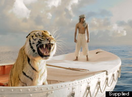 EXCLUSIVE: 'Believe The Unbelievable' - New 'Life Of Pi' Trailer