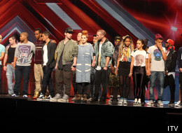 X Factor Bootcamp Review Show Two