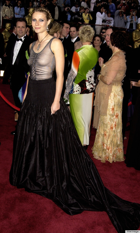 January Jones Emmys 2012 Dress A Fashion Flub Photos