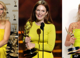 Emmy Winners 2012