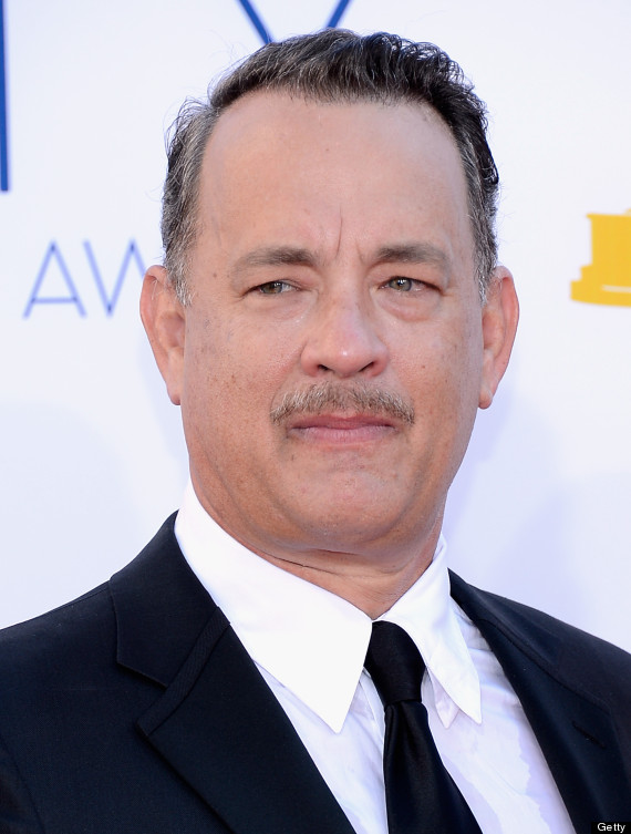tom hanks bigote