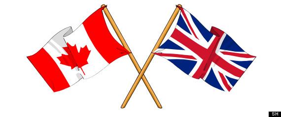 CANADA UK