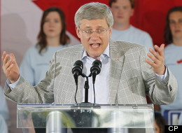 Half Of Canadians Disapprove Of Harper