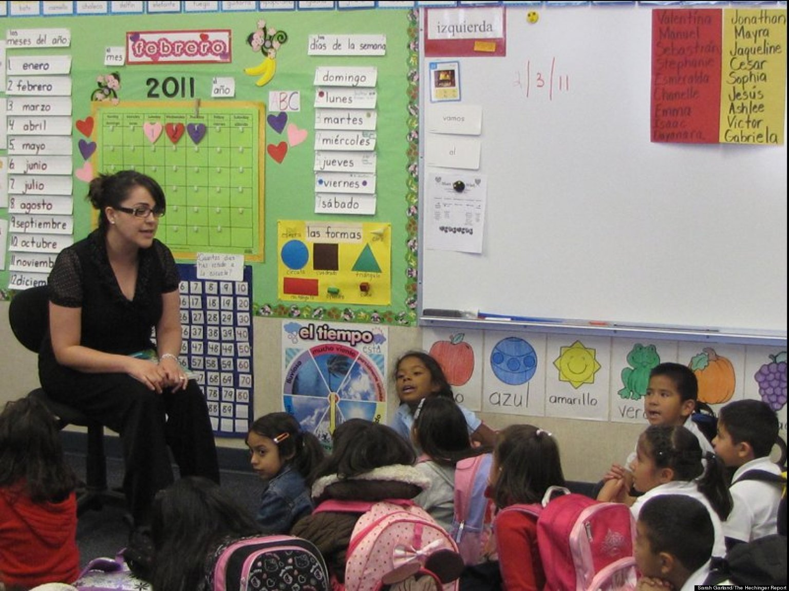 Education Nation: Finding Classroom Success In Bilingual ...