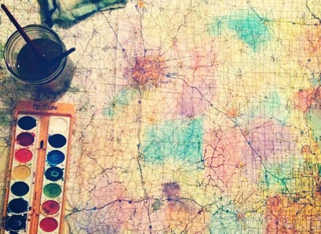 repurposing ideas maps
