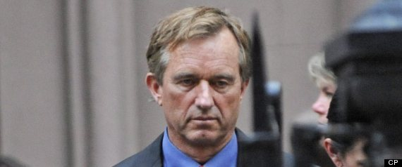 ROBERT F KENNEDY JR SASKATCHEWAN CLEAN ENERGY