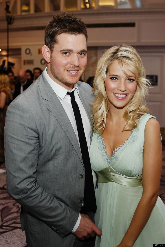 michael buble wife