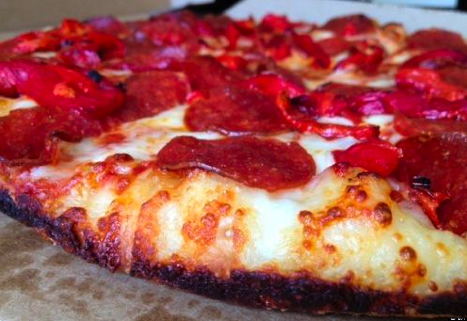 Taste Test: New Pan Pizza from Domino's | HuffPost