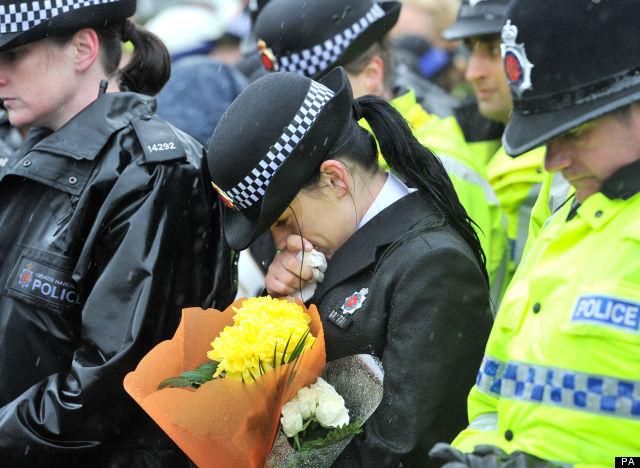 police vigil