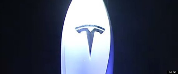 Telsa Supercharger
