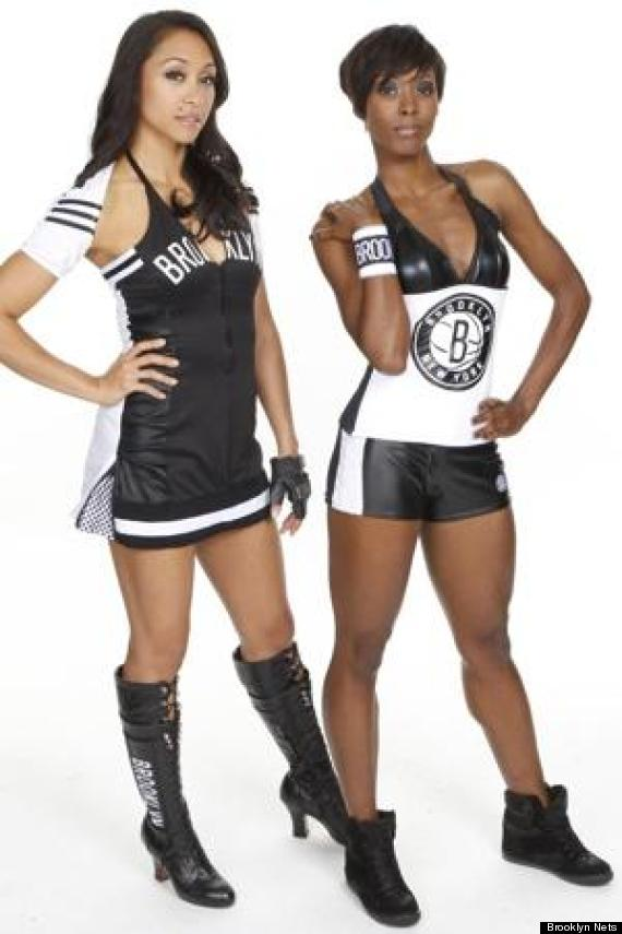 brooklyn nets cheerleaders