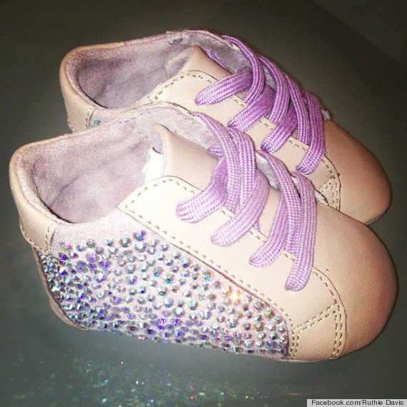 blue ivy sneakers
