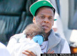 Blue Ivy's Sneakers Are Bedazzled, Obviously (PHOTO)