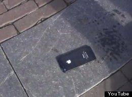 WATCH: iPhone 5 Prank Goes Viral