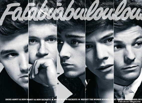 one direction fabulous