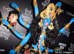 Top 10 des plus beaux costumes des stars pour l'Halloween (VIDÉO, PHOTOS)