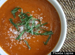 5 Comforting Vegetarian Soups For A Chilly Fall Evening