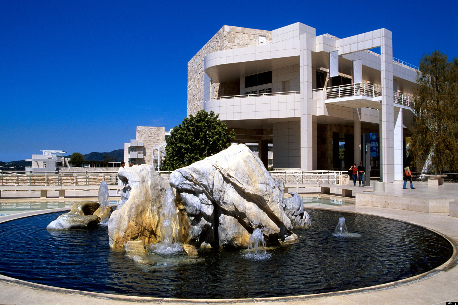 the getty center to close during carmageddon ii weekend westwood century city ca patch. Black Bedroom Furniture Sets. Home Design Ideas