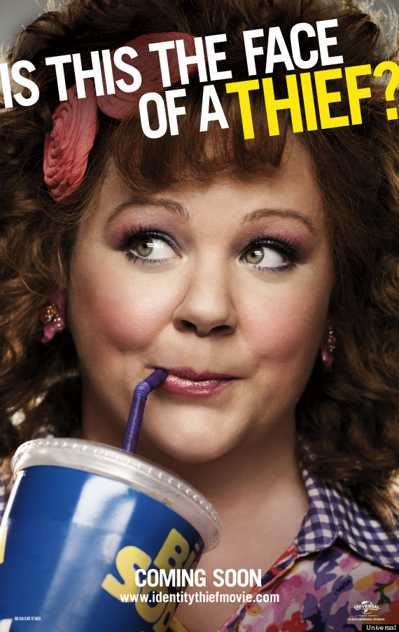 identity theft poster melissa mccarthy