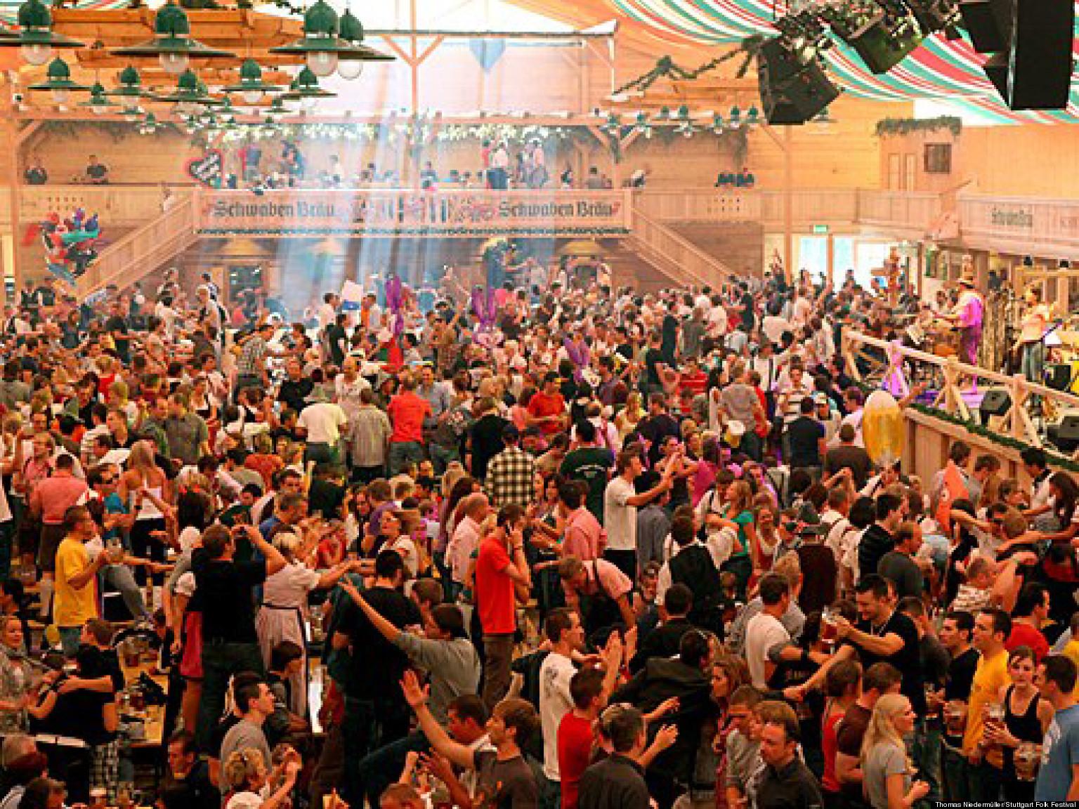 Oktoberfest Destinations Beyond Munich Conde Nast Traveler