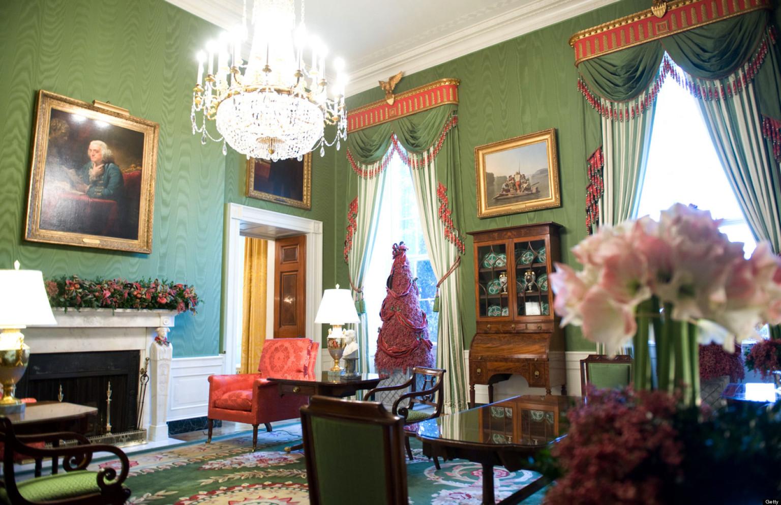 Adentro de la casa blanca habitaciones y decoraci n - Fotos de la casa blanca por fuera ...