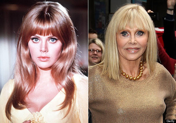 Britt Ekland Swedish Bond Girl At Age 69 Photo Huffpost