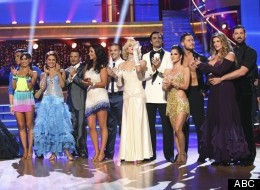 Dancing With The Stars Allstars Elimination