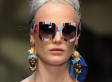 Dolce & Gabbana Black Figurine Earrings And Dress, Are They Racist? (PHOTOS, POLL)