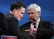 Mitt Romney Debate Advice From Newt Gingrich: 'Use Humor'