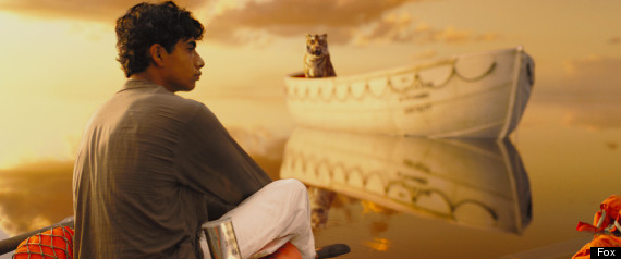 LIFE OF PI EXTENDED TRAILER
