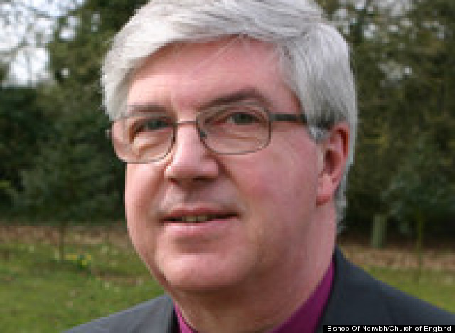 bishop of norwich