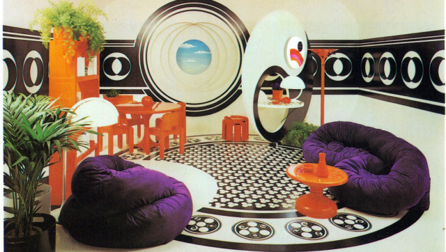 bloomingdales vintage home photos a piece of awesomely retro 70s interior design history - 70s Home Design