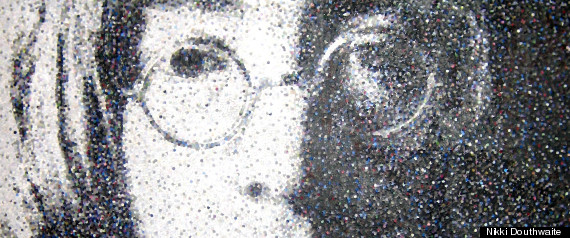 Hole Punch Portraits